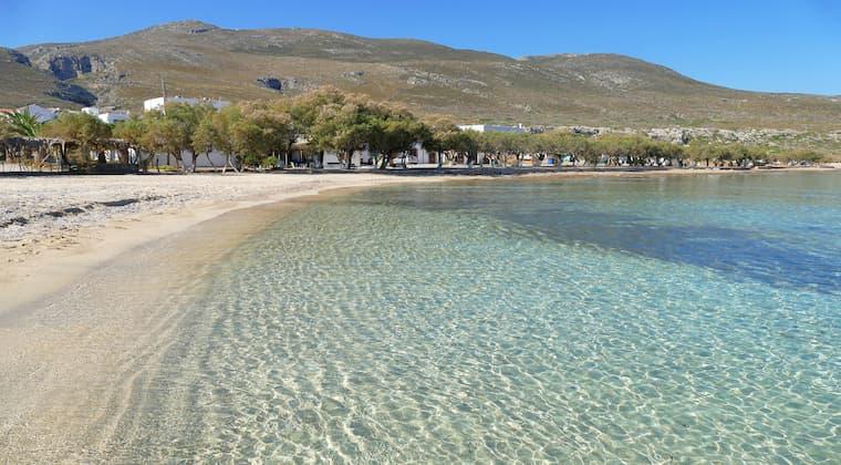 Diakoftis Beach Karpathos