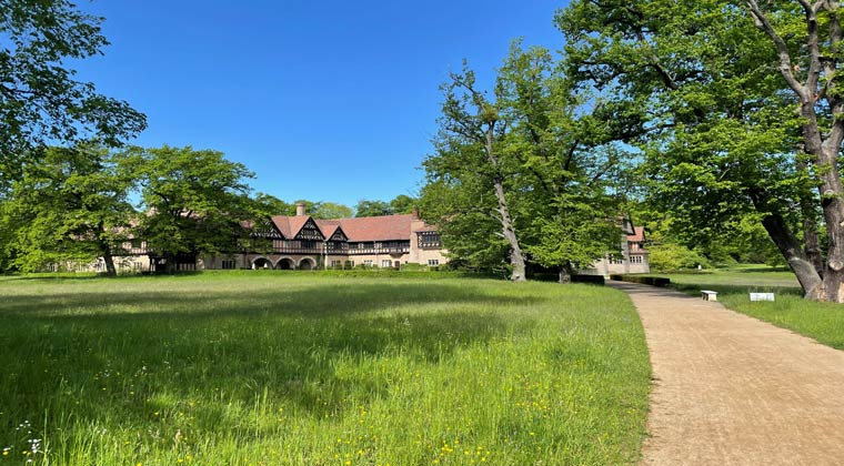 Kurzurlaub Potsdam der Cecilienhof im Neuen Garten