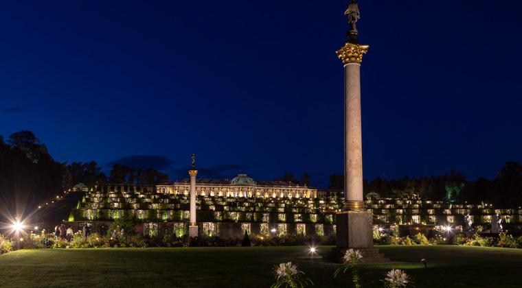 Schloss Sanssouci Schlössernacht