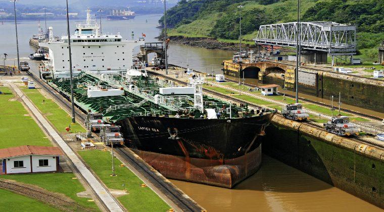 Panama Sehenswürdigkeiten Kanal