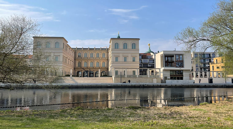 Kurzurlaub Potsdam Das Barberini Museum