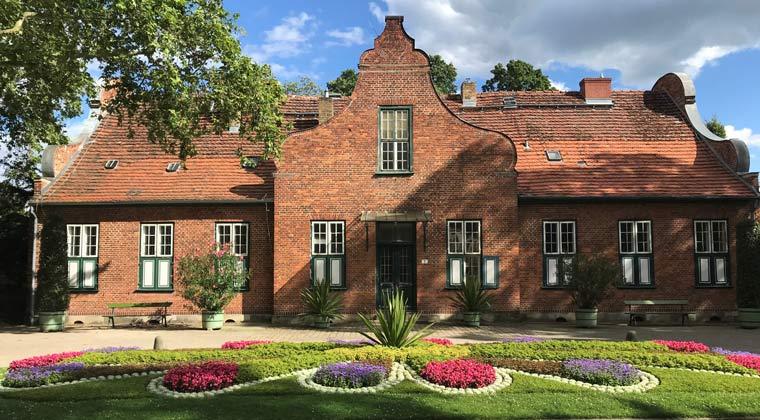 Holländisches Haus im Neuen Garten