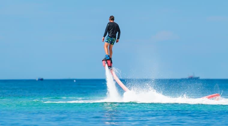 Flyboarding Curacao