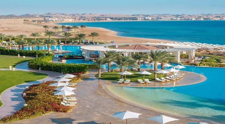 Sahl Hasheesh Ägypten Strand Baron Palace