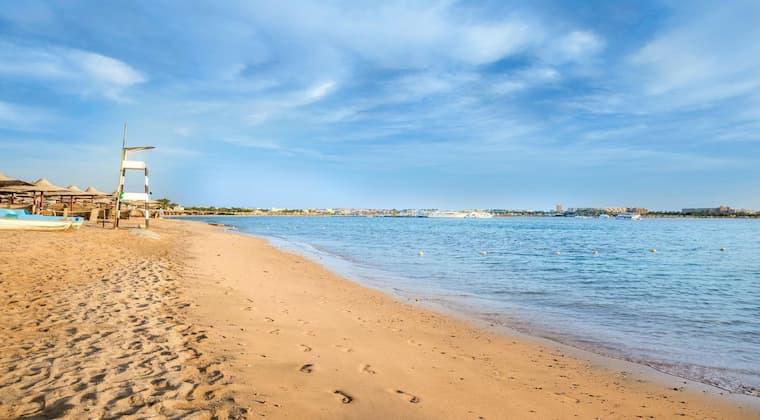 Makadi Beach Ägypten