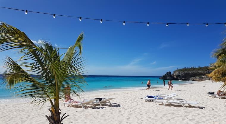 Curacao Strand Cas Abao