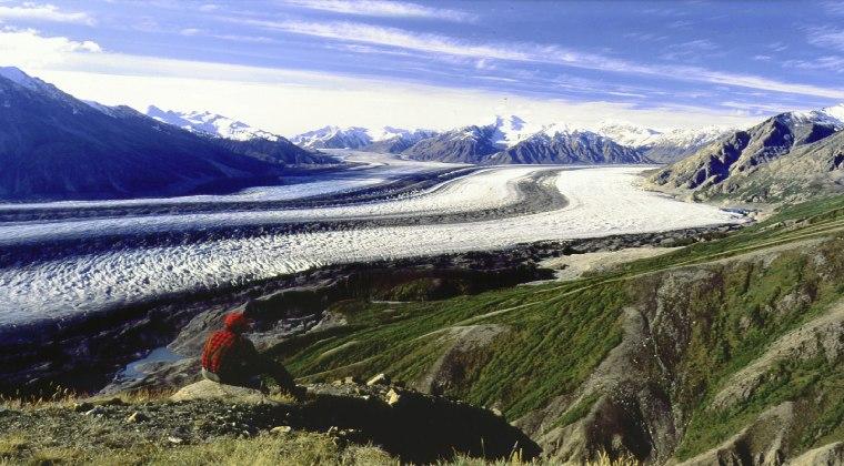 Kanada Kluane Berge