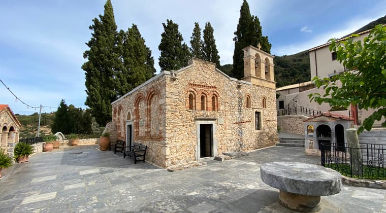 kloster toplou kreta