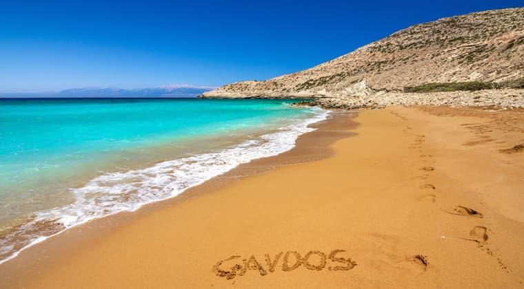 Gavdos FKK Strand