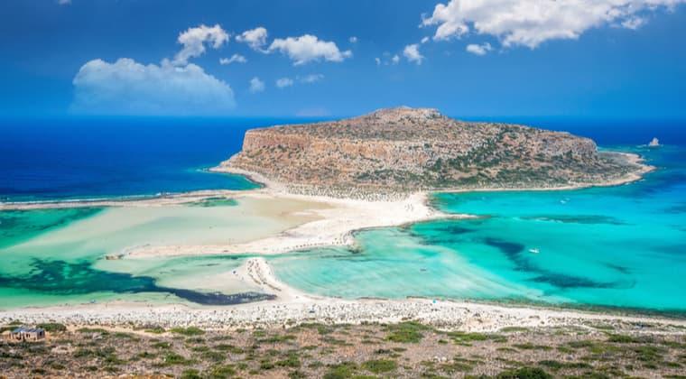 Balos Lagune Kreta