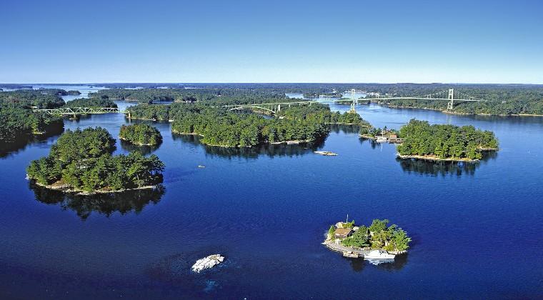 nationalparks kanada thousand island