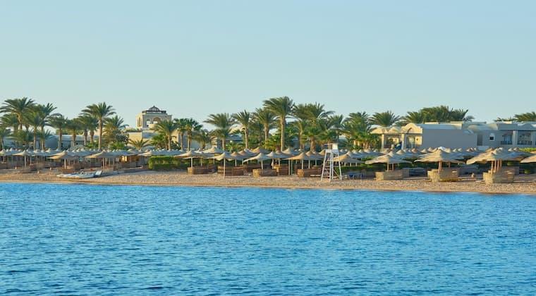 Ägypten Strand Tui Blue Makadi