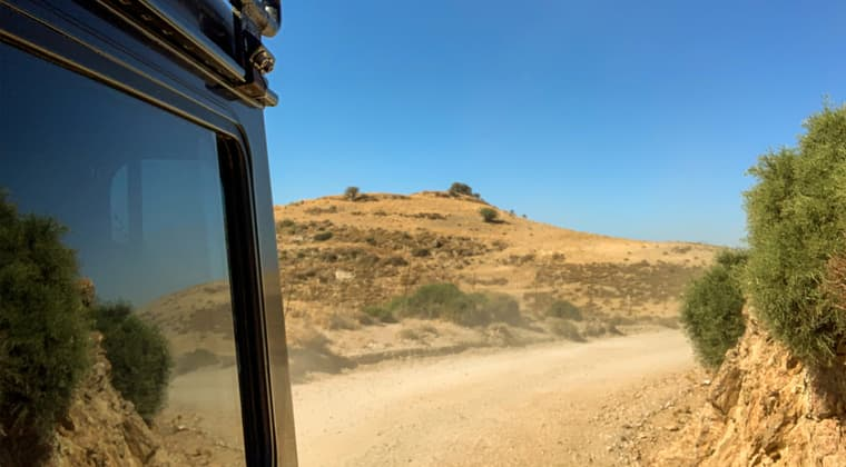 Jeep Tour im Lefka Ori Gebirge Kreta