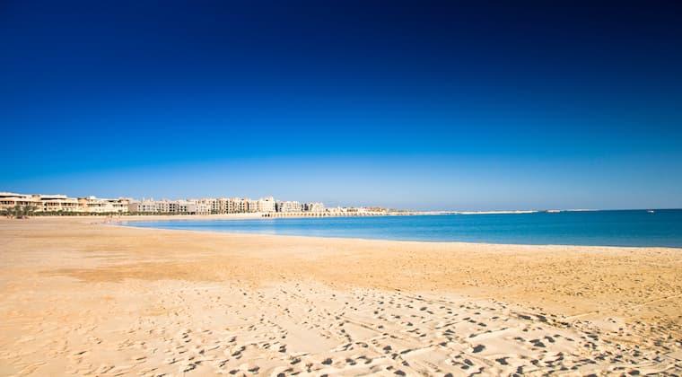 Sahl Hasheesh Ägypten Strand