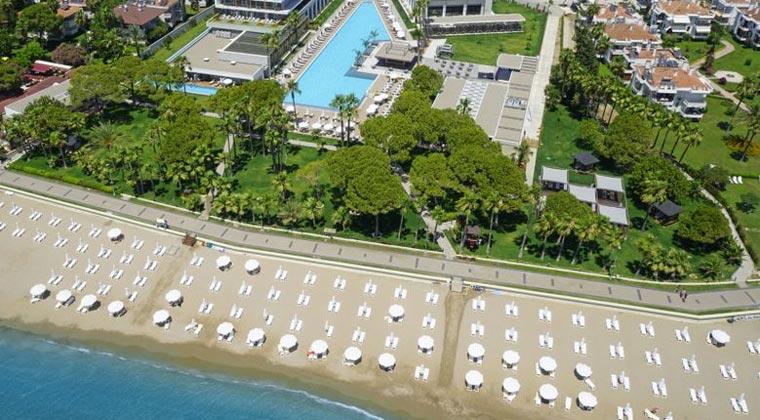 hotel acanthus cennet barut collection in der türkei