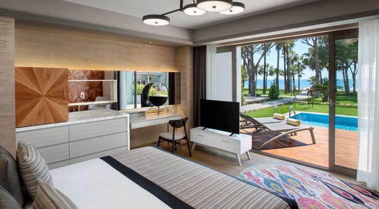 hotel acanthus cennet barut collection in der türkei zimmerbeispiel