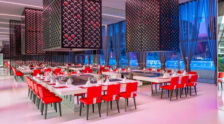 Türkei Hotel Adam & Eve Restaurant