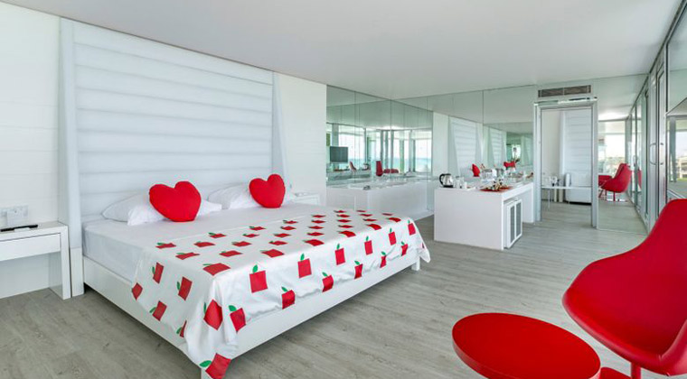 Türkei Hotel Adam & Eve Zimmerbeispiel