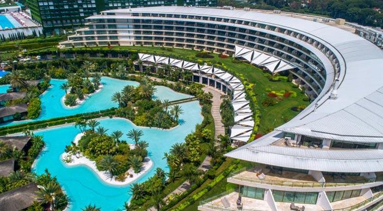 Türkei Hotel Maxx Royal Belek Aussenansicht