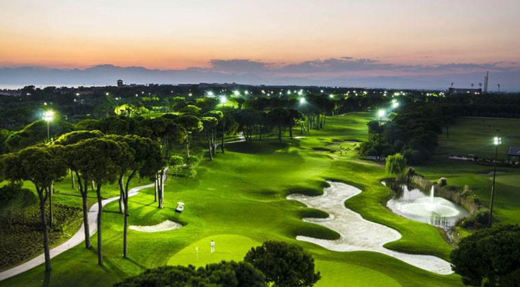 Türkei Hotel Maxx Royal Belek Golfplatz