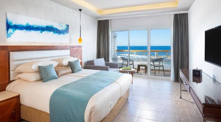 Ägypten Hotel Albatros Palace Resort Sharm el Sheikh Wohnbeispiel