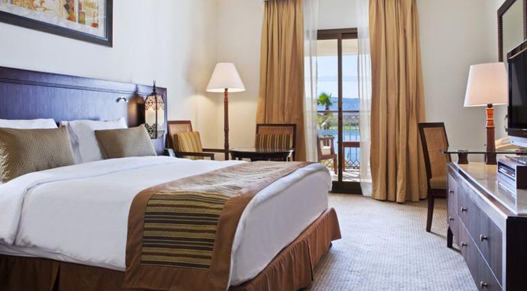 Ägypten Hilton Luxor Resort & Spa Zimmerbeispiel