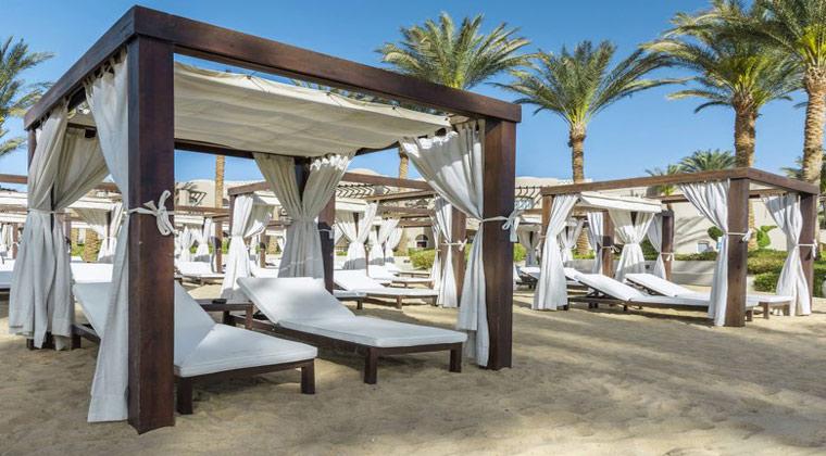 Ägypten TUI BLUE Makadi Gardens der Strand