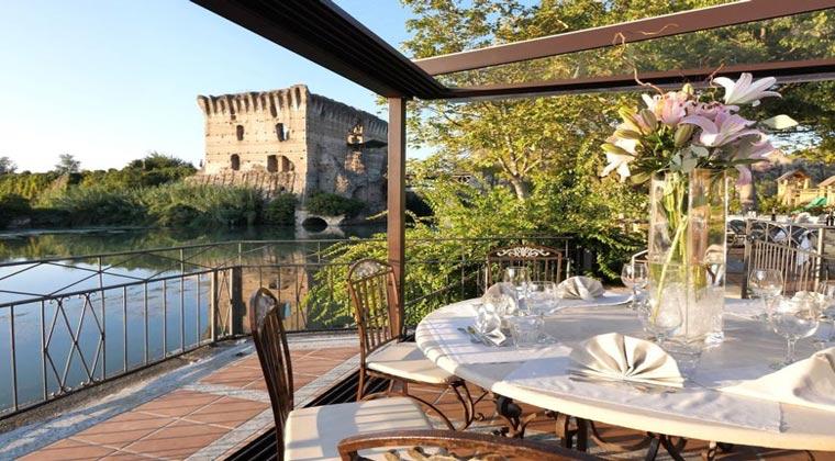 Restaurant beim Corte Regia Relais and Spa
