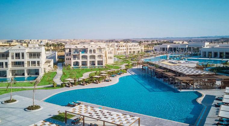Luxushotel Ägypten Jaz Hotel der Pool