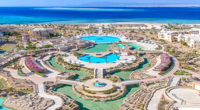 Luxushotel Ägypten Kempinski Soma Bay