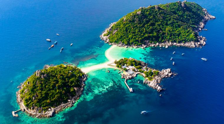 Thailand Strand - Koh Nang Yuan
