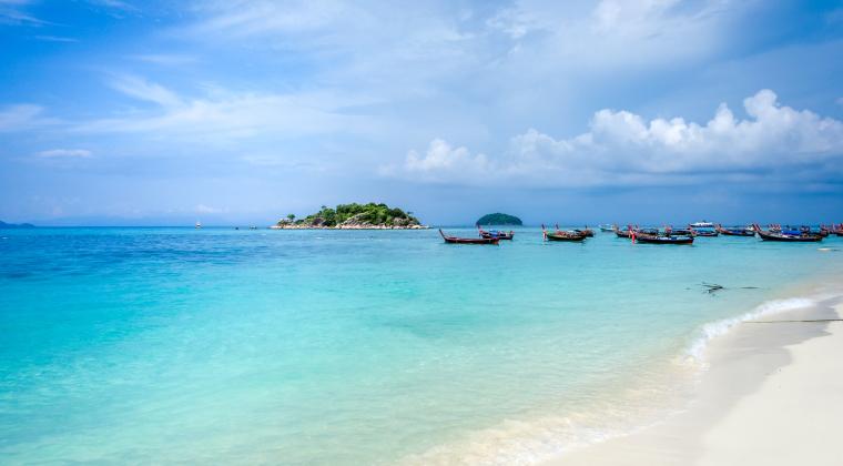 Thailand Strand - Sunrise Beach auf der Insel Ko Lipe