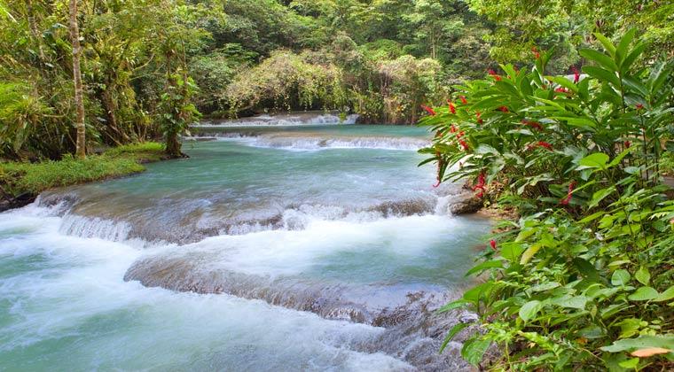 Dunn's River Fall Jamaika