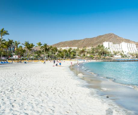 Hotels Gran Canaria Direkte Strandlage