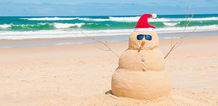 weihnachtsurlaub weihnachten am strand oder in den bergen. Black Bedroom Furniture Sets. Home Design Ideas
