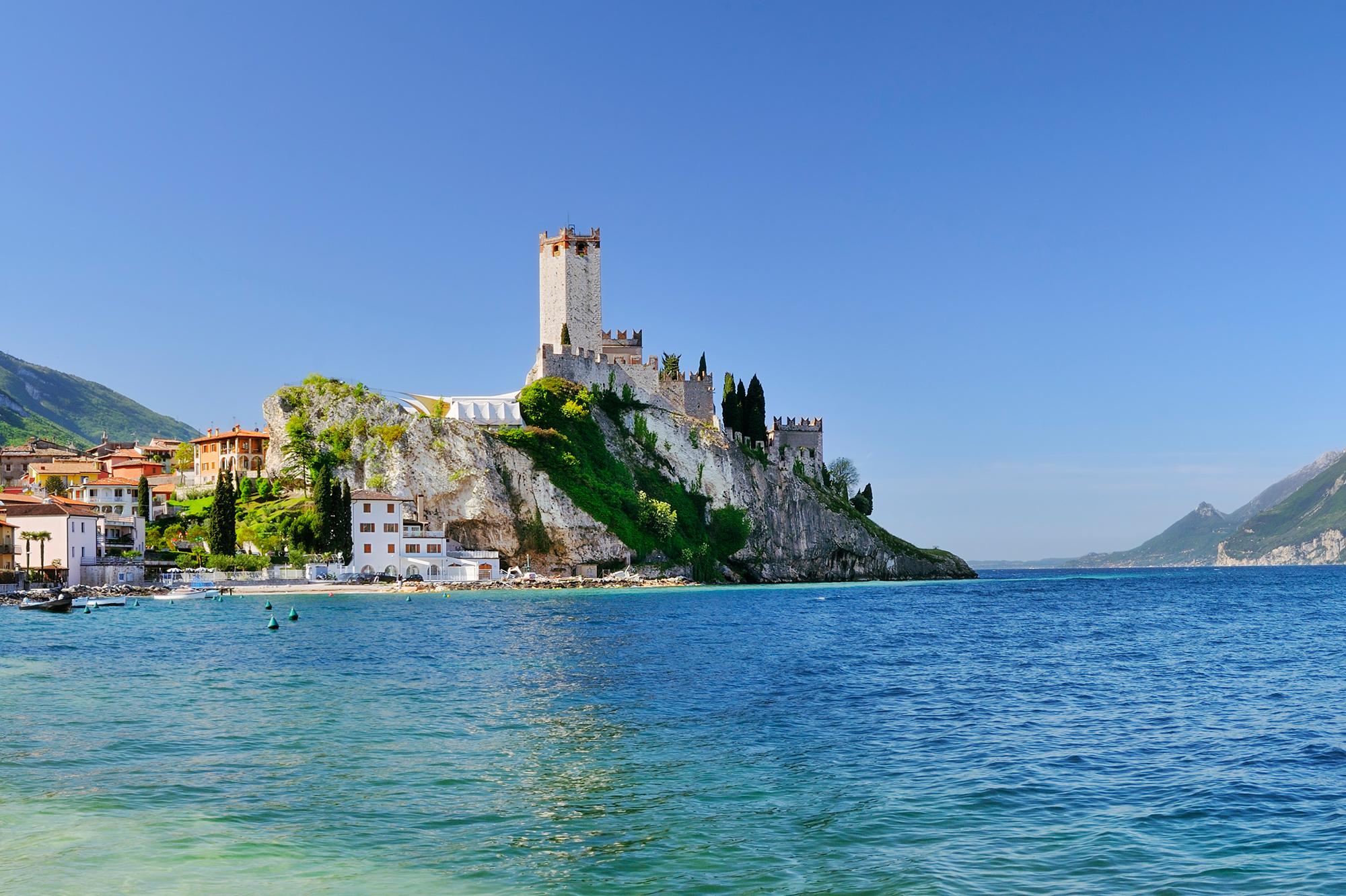 Italien Gardasee Hotel