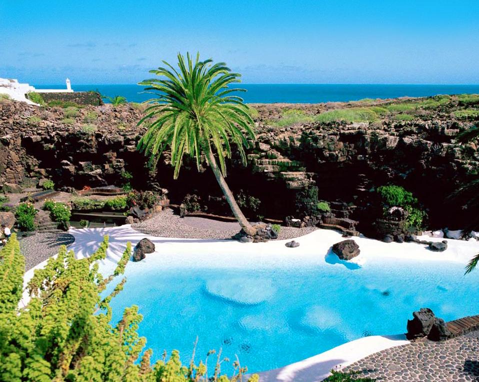 Lanzarote Hotel Direkt Am Strand