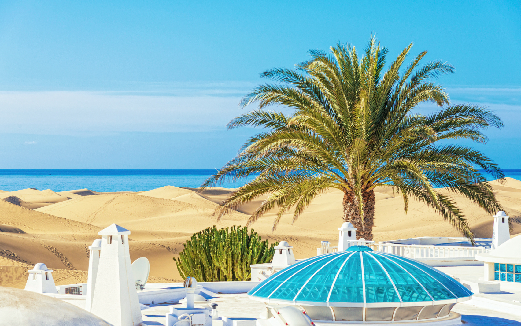 Gran Canaria Kleines Hotel