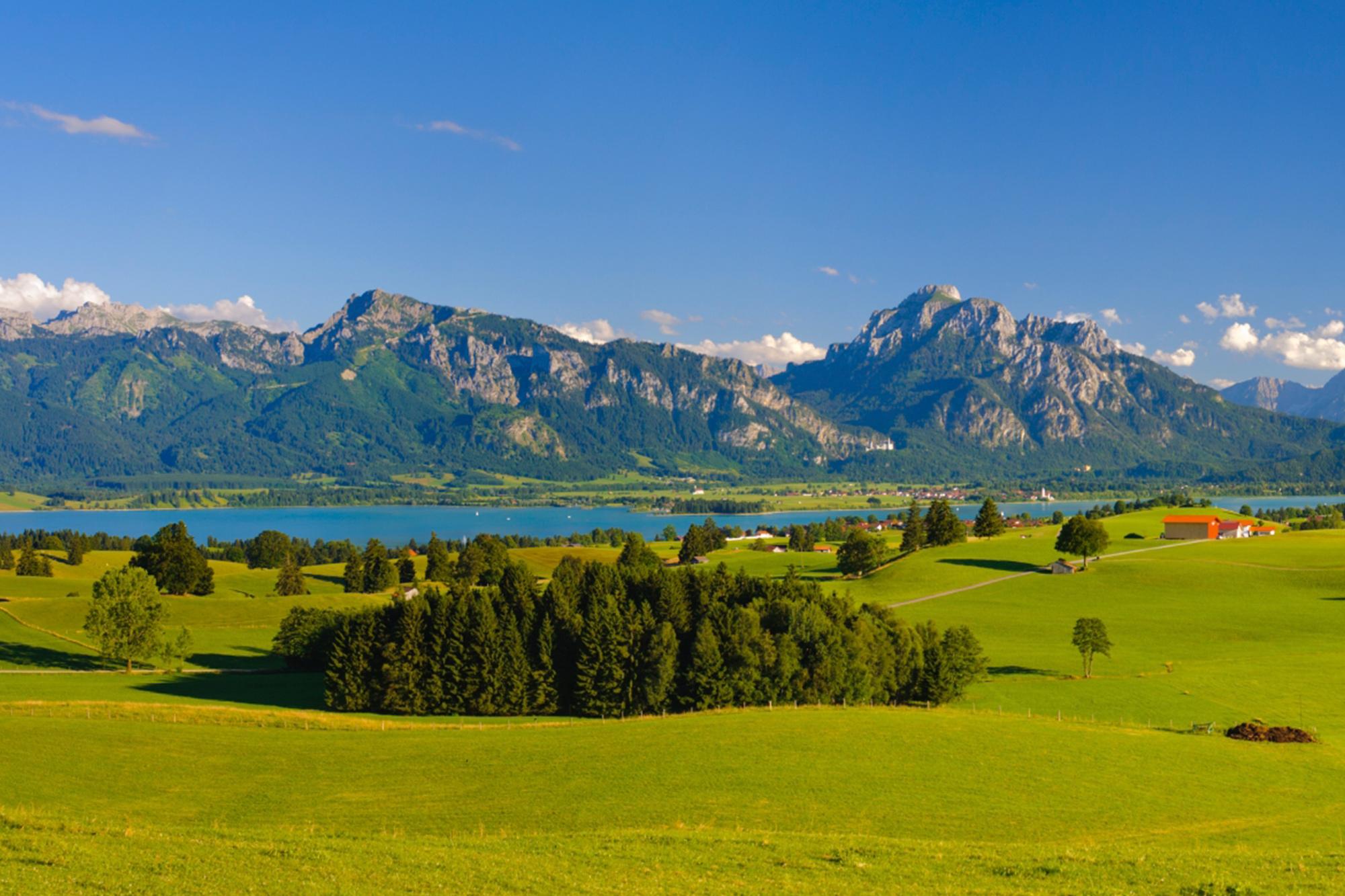 Urlaub Bayern » Mit TUI bayerische Bergwelten entdecken