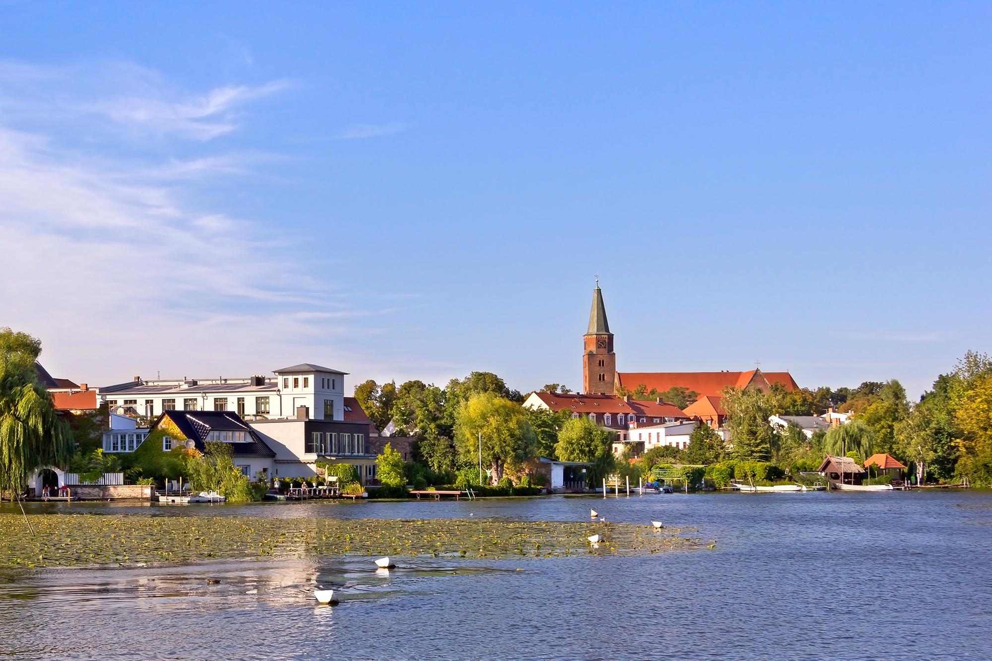 Urlaub Brandenburg 187 Reisen F 252 R Urlaub Auf Dem Land Tui