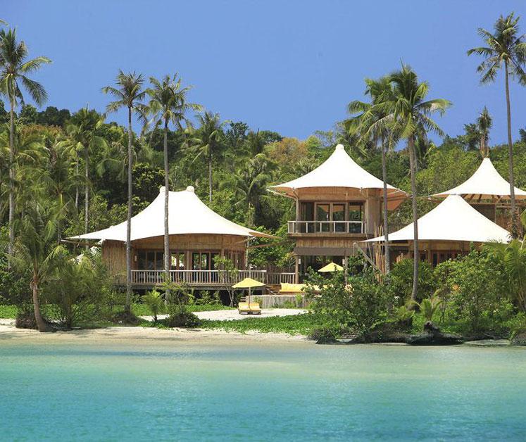 Sterne Hotel Thailand