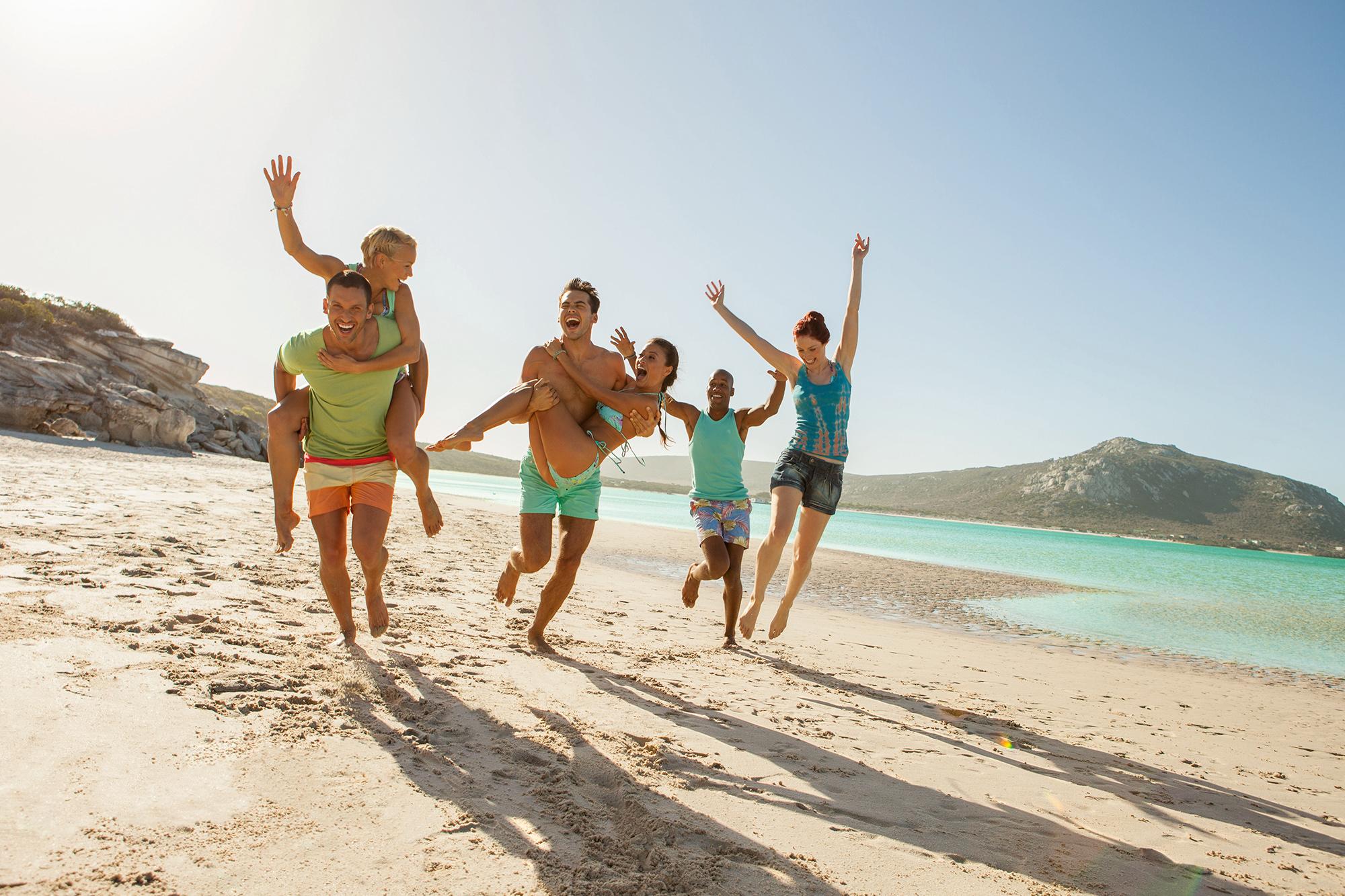 Beste Urlaubsorte für eine Person