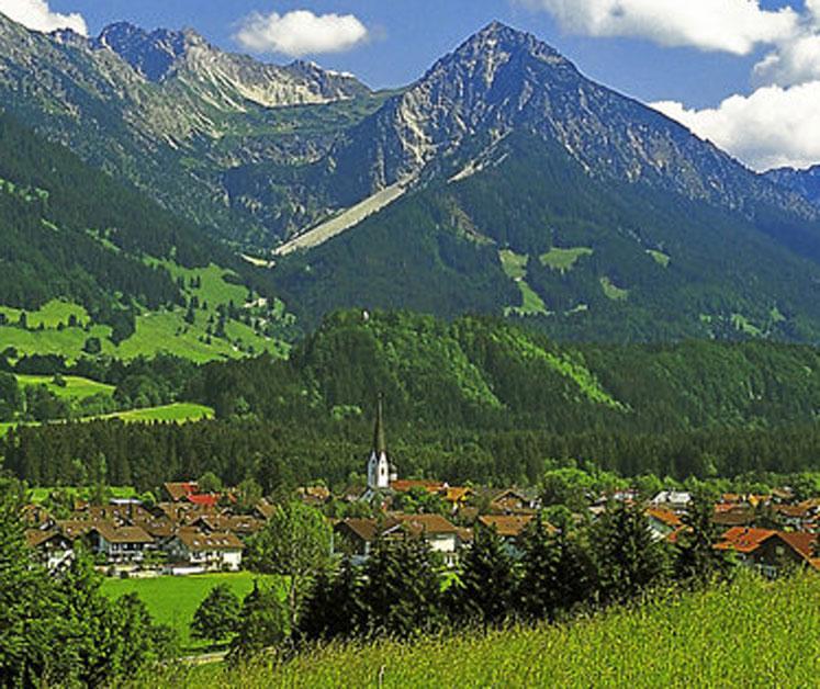 Urlaub Fischen Sehenswürdigkeiten Reiseinformationen: Urlaub Allgäu » Reisen Ins Malerische Alpenvorland
