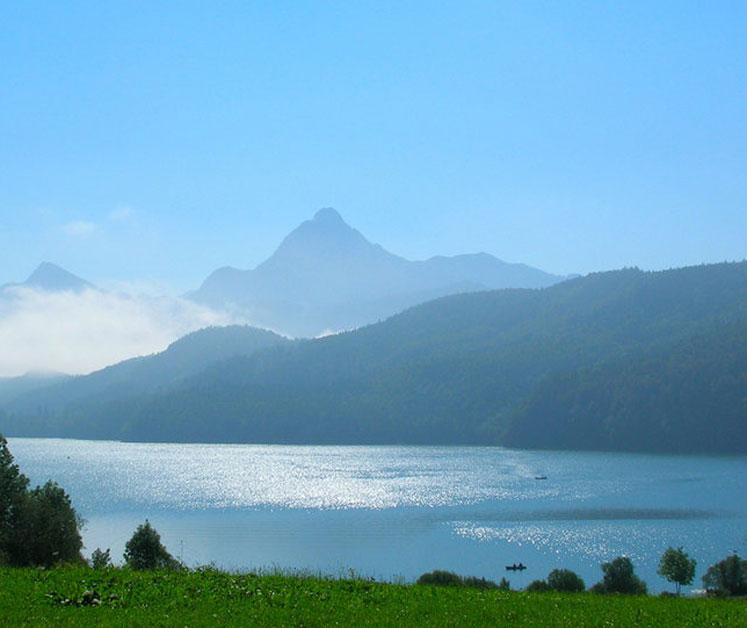 Musikkapelle Fischen Im Allgäu Bei Allen Beliebt: Urlaub Allgäu » Reisen Ins Malerische Alpenvorland