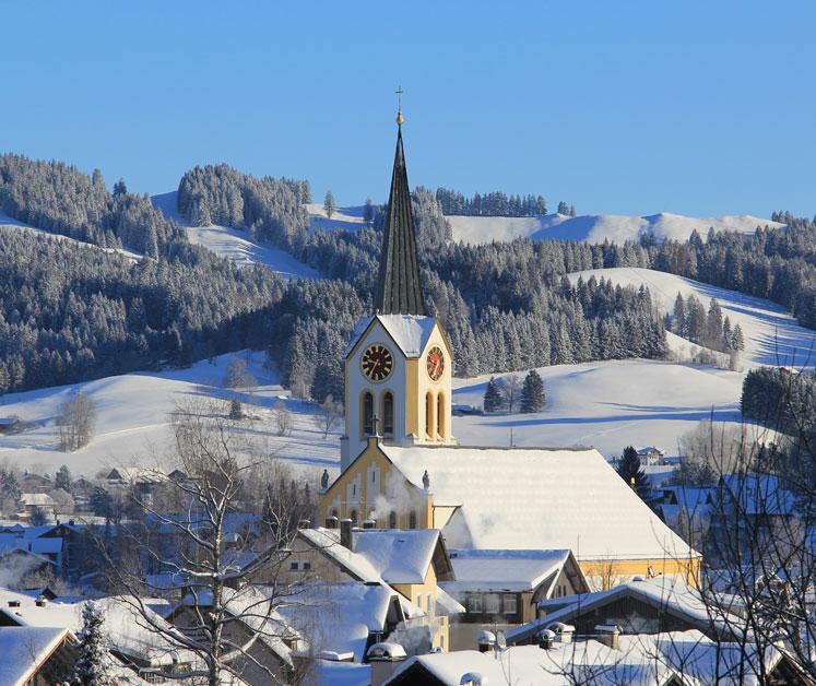 Busreisen Ins Allgäu: Urlaub Allgäu » Reisen Ins Malerische Alpenvorland