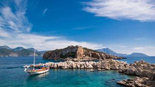 Urlaub Türkische Riviera