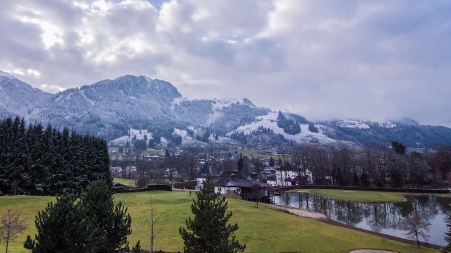 Kitzbühler-Landschaft