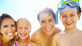 Familienurlaub Türkei
