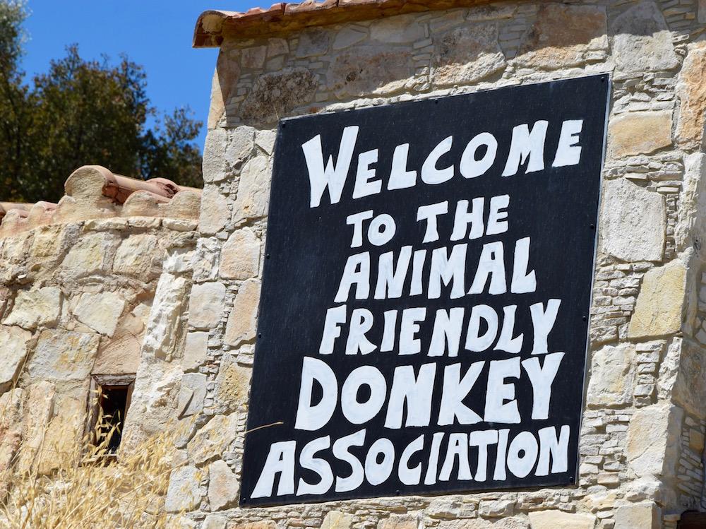 Welcome Donkey Safari