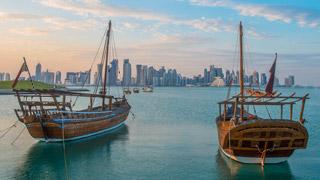 Katar Reisen